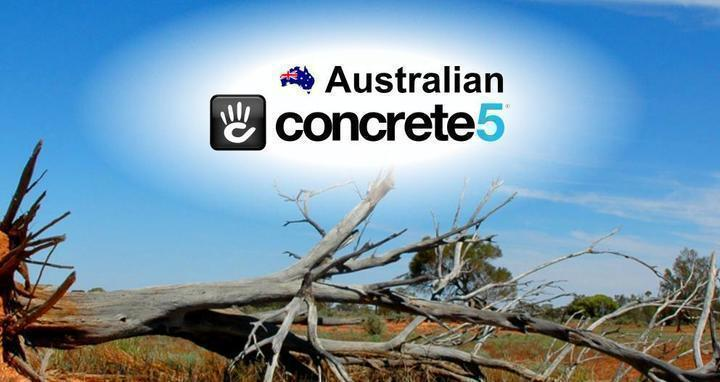 Australian Concrete5 Web Developer